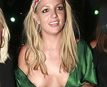 Britney Spears boobs pic